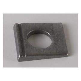Keilscheiben Vierkant fuer I-Traeger, DIN 435, A4, 24