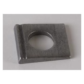 Keilscheiben Vierkant fuer I-Traeger, DIN 435, A4, 26