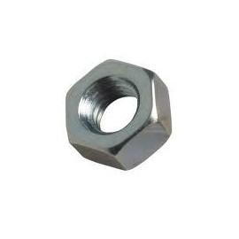 934-2-480, M4, Sechskantmuttern mit Festigkeit A2-80